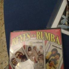 CDs de Música: CHICHOS RUMBA TRES, LOS AMAYA. Lote 182546331