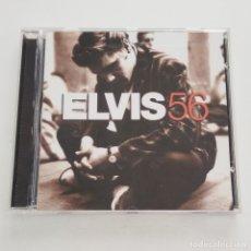 CDs de Música: CD ELVIS 56. ELVIS PRESLEY . Lote 182560897