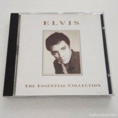 CDs de Música: CD THE ESSENTIAL COLLECTION. ELVIS PRESLEY. Lote 182560928