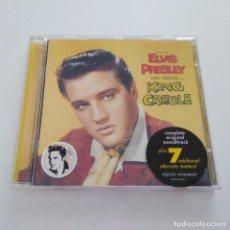 CDs de Música: CD ELVIS PRESLEY KING CREOLE. ALEMANIA GERMANY. Lote 182561095