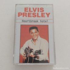 CDs de Música: CASETE HEARTBREAK HOTEL. ELVIS PRESLEY. Lote 182561308
