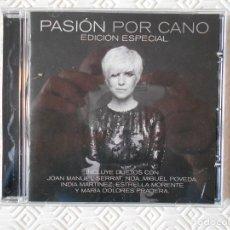 CDs de Música: PASION POR CANO. PASION VEGA. COMPACTO CON 13 CANCIONES.. Lote 182563146