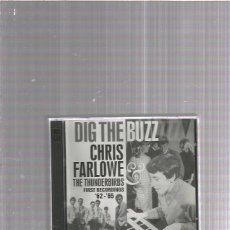 CDs de Música: CHRIS FARLOWE DIG THE BUZZ. Lote 182574277