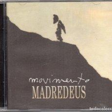 CDs de Música: MADREDEUS. MOVIMENTO. CD. Lote 182599040