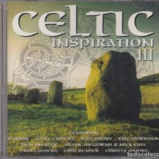 CDs de Música: CELTIC INSPIRATION III - CD. Lote 182613530