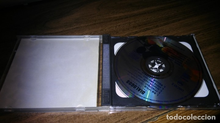 CDs de Música: DIALOGOS CON LA MUSICA (2CD - BMG 1994) SELECCION DE RAMON TRECET - Foto 2 - 195355551