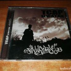 CDs de Música: TCAP LEVIATAN PALABRAS CD ALBUM AÑO 2007 EL EJE CONCHA CASOMAN EL GAROU KANO SUNSAY RAPSODA SKL69. Lote 182624047