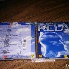 CDs de Música: VARIOS ARTISTA NEW AGE - RELAX (CBS/SONY 1994) 2CD. Lote 182624553