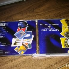 CDs de Música: DIRE STRTAITS - SULTAN OF SWING (THE VERY BEST OF DIRE STRAITS). Lote 182629232