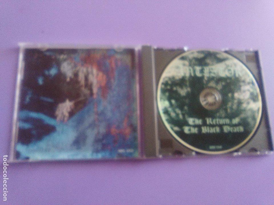CDs de Música: LOTE 5 CDS.POISON(SWALLOW THIS LIVE)DEMON(MIDNIGHT FUNK)BOB JOVI(LIVE)GAMMA RAY(INSANITY../ANTESTOR - Foto 6 - 182637362