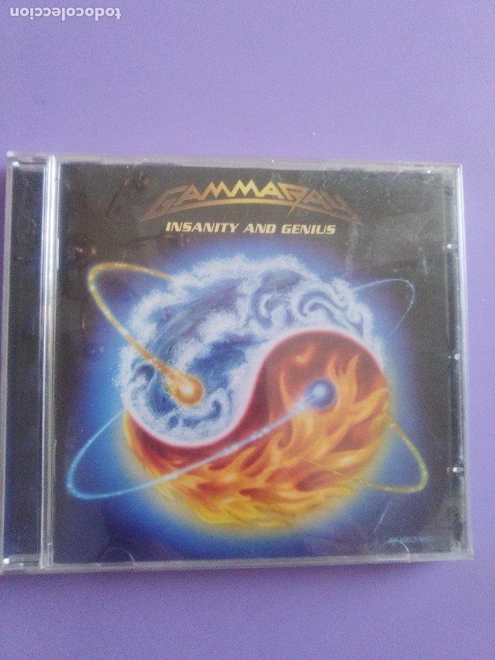 CDs de Música: LOTE 5 CDS.POISON(SWALLOW THIS LIVE)DEMON(MIDNIGHT FUNK)BOB JOVI(LIVE)GAMMA RAY(INSANITY../ANTESTOR - Foto 9 - 182637362
