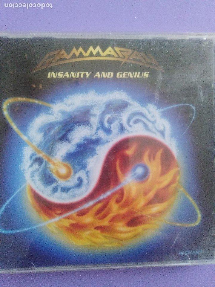 CDs de Música: LOTE 5 CDS.POISON(SWALLOW THIS LIVE)DEMON(MIDNIGHT FUNK)BOB JOVI(LIVE)GAMMA RAY(INSANITY../ANTESTOR - Foto 10 - 182637362