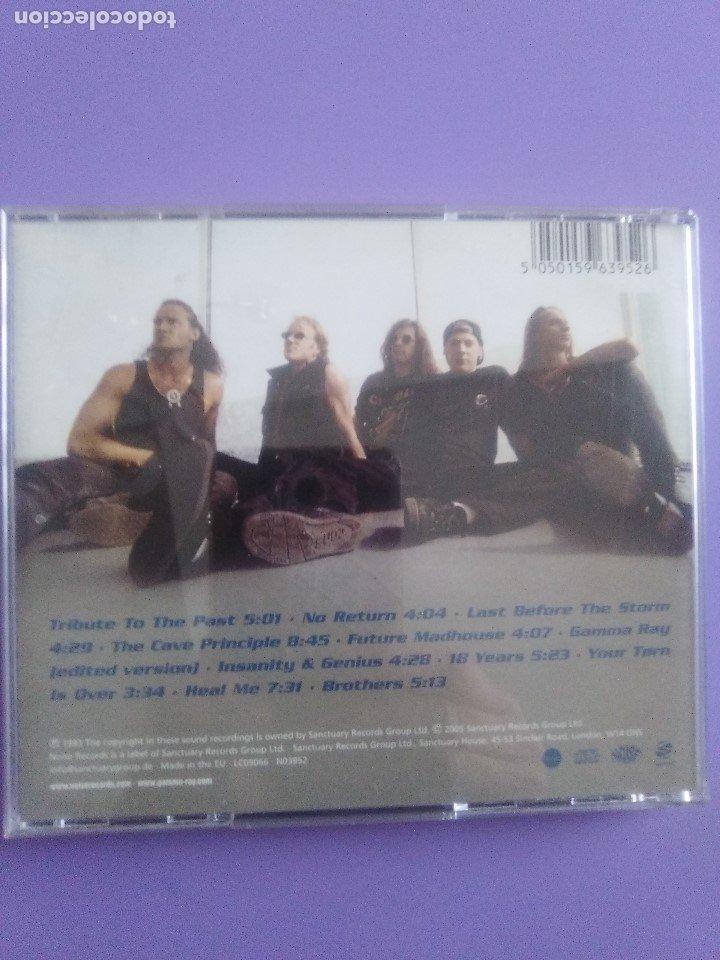 CDs de Música: LOTE 5 CDS.POISON(SWALLOW THIS LIVE)DEMON(MIDNIGHT FUNK)BOB JOVI(LIVE)GAMMA RAY(INSANITY../ANTESTOR - Foto 11 - 182637362