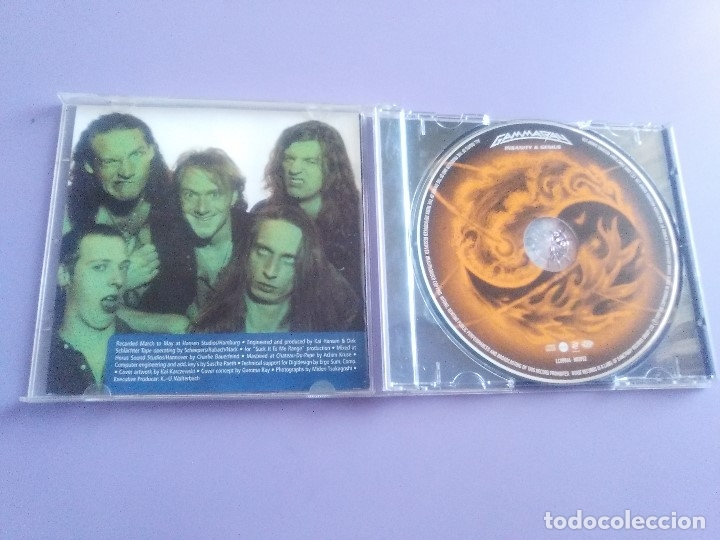 CDs de Música: LOTE 5 CDS.POISON(SWALLOW THIS LIVE)DEMON(MIDNIGHT FUNK)BOB JOVI(LIVE)GAMMA RAY(INSANITY../ANTESTOR - Foto 12 - 182637362