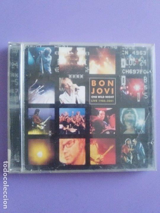 CDs de Música: LOTE 5 CDS.POISON(SWALLOW THIS LIVE)DEMON(MIDNIGHT FUNK)BOB JOVI(LIVE)GAMMA RAY(INSANITY../ANTESTOR - Foto 15 - 182637362