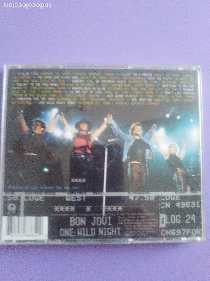 CDs de Música: LOTE 5 CDS.POISON(SWALLOW THIS LIVE)DEMON(MIDNIGHT FUNK)BOB JOVI(LIVE)GAMMA RAY(INSANITY../ANTESTOR - Foto 16 - 182637362