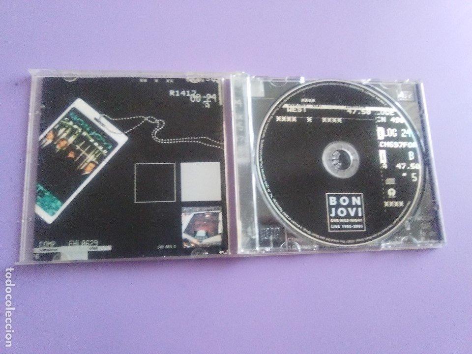 CDs de Música: LOTE 5 CDS.POISON(SWALLOW THIS LIVE)DEMON(MIDNIGHT FUNK)BOB JOVI(LIVE)GAMMA RAY(INSANITY../ANTESTOR - Foto 17 - 182637362