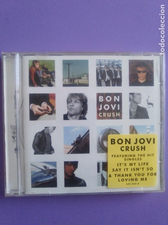 CDs de Música: LOTE 5 CDS. SCORPIONS(CLASSIC BITES)BON JOVI(LIVE Y CRUSH)LIMP BIZKIT/IMPIOUS(THE KILLER) - Foto 2 - 182639565