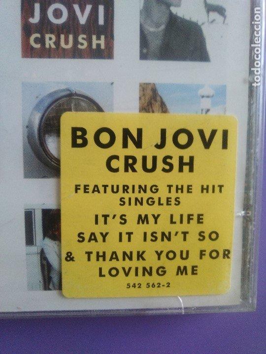 CDs de Música: LOTE 5 CDS. SCORPIONS(CLASSIC BITES)BON JOVI(LIVE Y CRUSH)LIMP BIZKIT/IMPIOUS(THE KILLER) - Foto 3 - 182639565