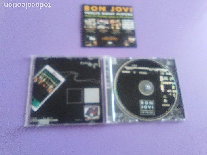 CDs de Música: LOTE 5 CDS. SCORPIONS(CLASSIC BITES)BON JOVI(LIVE Y CRUSH)LIMP BIZKIT/IMPIOUS(THE KILLER) - Foto 10 - 182639565