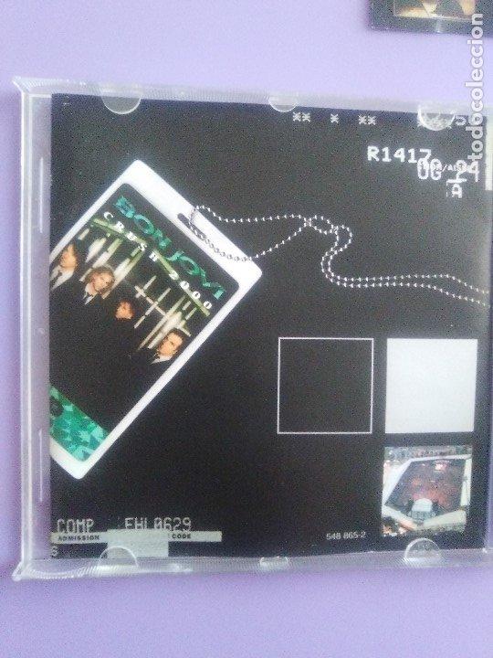 CDs de Música: LOTE 5 CDS. SCORPIONS(CLASSIC BITES)BON JOVI(LIVE Y CRUSH)LIMP BIZKIT/IMPIOUS(THE KILLER) - Foto 11 - 182639565