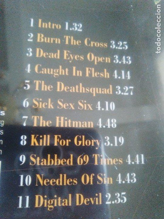 CDs de Música: LOTE 5 CDS. SCORPIONS(CLASSIC BITES)BON JOVI(LIVE Y CRUSH)LIMP BIZKIT/IMPIOUS(THE KILLER) - Foto 16 - 182639565