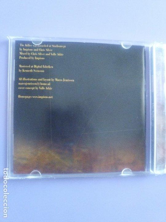 CDs de Música: LOTE 5 CDS. SCORPIONS(CLASSIC BITES)BON JOVI(LIVE Y CRUSH)LIMP BIZKIT/IMPIOUS(THE KILLER) - Foto 18 - 182639565