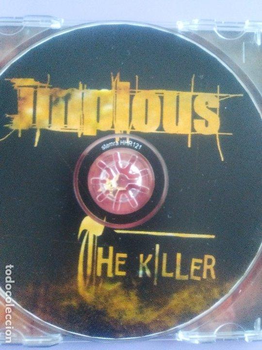 CDs de Música: LOTE 5 CDS. SCORPIONS(CLASSIC BITES)BON JOVI(LIVE Y CRUSH)LIMP BIZKIT/IMPIOUS(THE KILLER) - Foto 20 - 182639565