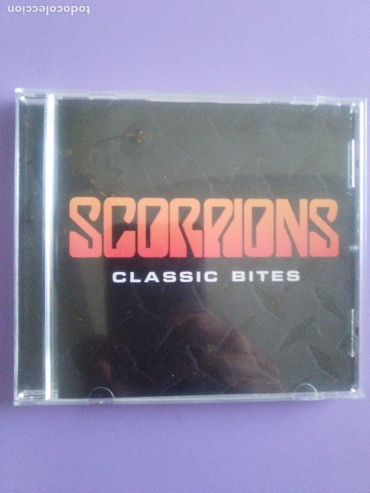 CDs de Música: LOTE 5 CDS. SCORPIONS(CLASSIC BITES)BON JOVI(LIVE Y CRUSH)LIMP BIZKIT/IMPIOUS(THE KILLER) - Foto 27 - 182639565