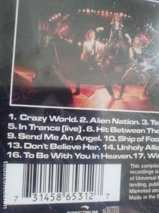 CDs de Música: LOTE 5 CDS. SCORPIONS(CLASSIC BITES)BON JOVI(LIVE Y CRUSH)LIMP BIZKIT/IMPIOUS(THE KILLER) - Foto 29 - 182639565