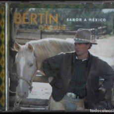 CDs de Música: CD BERTÍN OSBORNE - SABOR A MÉXICO. Lote 182641468