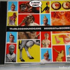 CDs de Música: THE BLOODHOUNDGANG, HOORAY FOR BOOBIES, CD. Lote 182642092