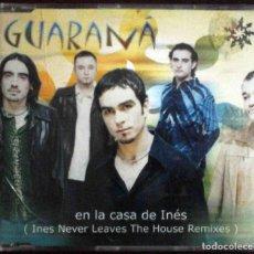 CDs de Música: CD GUARANÁ - EN LA CASA DE INÉS / AY, CARMELA.... Lote 182644870
