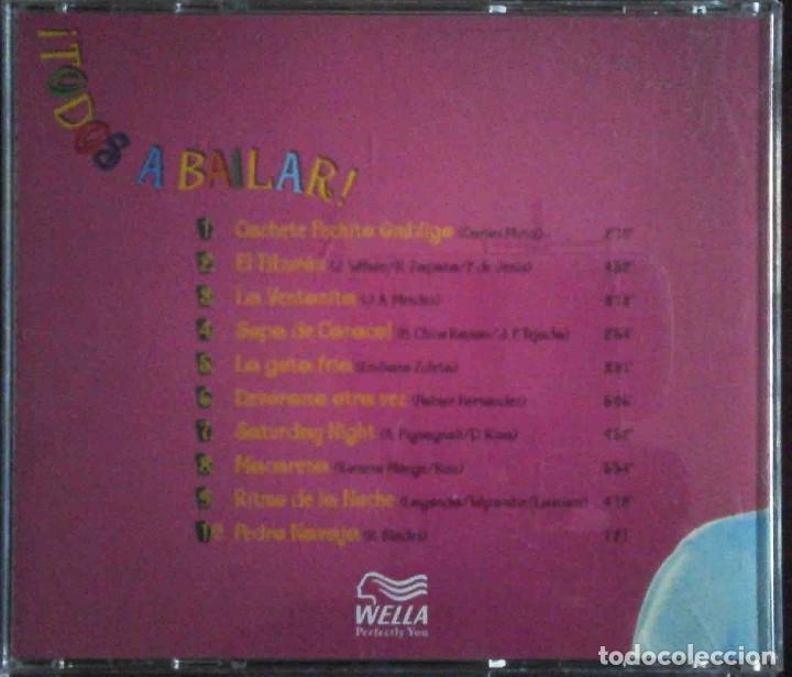 CDs de Música: CD Headlines Todos a bailar (Cachete, pechito, ombligo. El tiburón. La ventanita. Sopa de caracol... - Foto 3 - 182645287