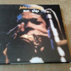 CDs de Música: JOHN COLTRANE - SUN SHIP. CD DIGIPACK BUEN ESTADO. Lote 182671460