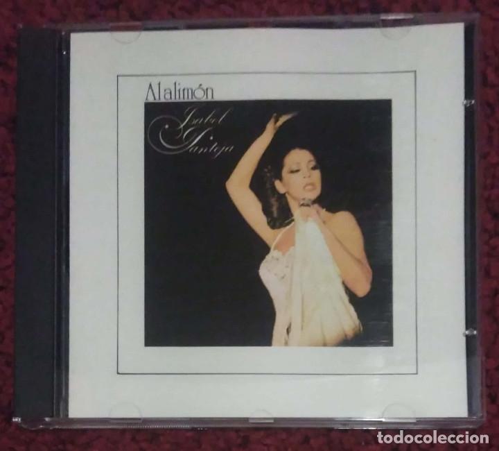 ISABEL PANTOJA (AL ALIMON) CD 1988 (Música - CD's Flamenco, Canción española y Cuplé)