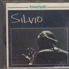 CDs de Música: SILVIO RODRÍGUEZ CD SILVIO 1992 FONOMUSIC SPAIN. Lote 182682283