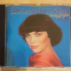 CDs de Música: MIREILLE MATHIEU (UNA MUJER) CD 1991. Lote 182687130