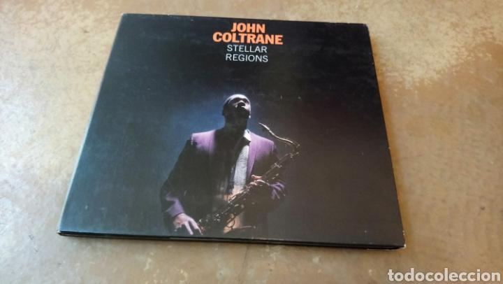 JOHN COLTRANE–STELLAR REGIONS - CD DIGIPACK BUEN ESTADO - JAZZ (Música - CD's Jazz, Blues, Soul y Gospel)