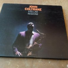 CDs de Música: JOHN COLTRANE ‎– STELLAR REGIONS - CD DIGIPACK BUEN ESTADO. JAZZ. Lote 182691405