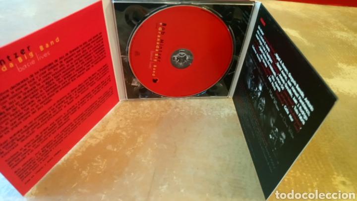 CDs de Música: BOB MINTZER + GRANADA BIG BAND. BASIE LIVES. CD DIGIPACK BUEN ESTADO. JAZZ - Foto 2 - 182694097