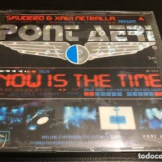 CDs de Música: PONT AERI, CD NOW IS THE TIME. Lote 182712303