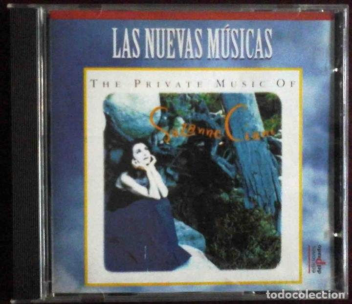 CD THE PRIVATE MUSIC OF SUZANNE CIANI - LAS NUEVAS MÚSICAS (Música - CD's New age)