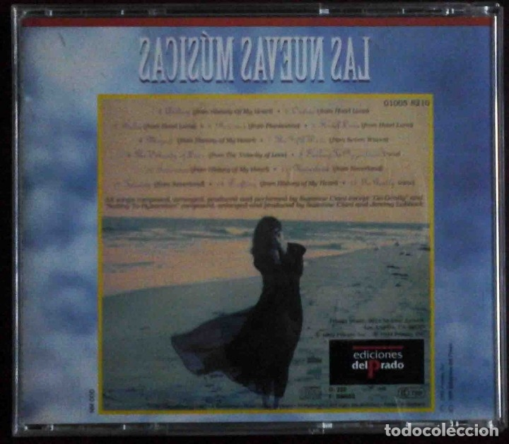 CDs de Música: CD The Private Music of Suzanne Ciani - Las nuevas músicas - Foto 3 - 182726820