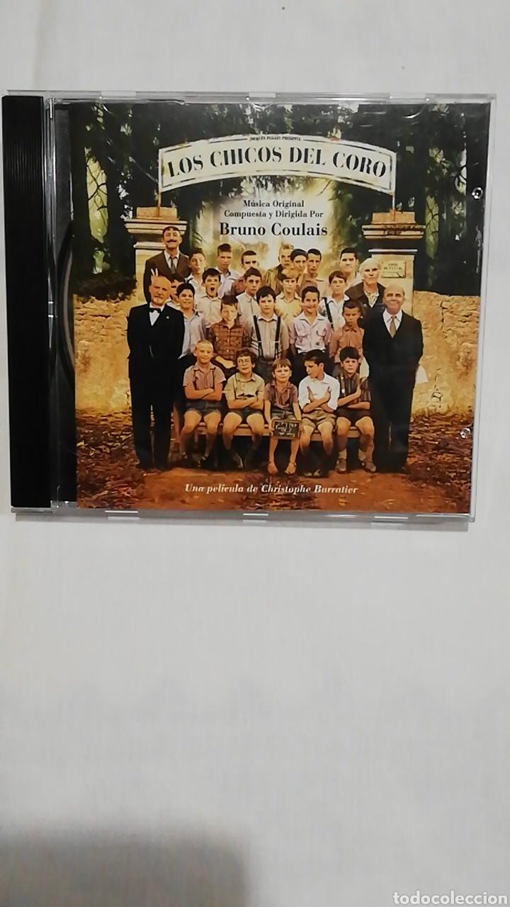 BSO LOS CHICOS DEL CORO (Música - CD's Bandas Sonoras)
