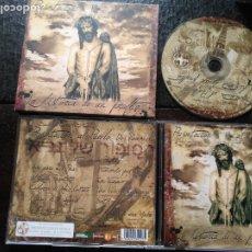 CDs de Música: CD SEMANA SANTA PRESENTACION AL PUEBLO DOS HERMANAS SEVILLA BANDA DE CORNETAS Y TAMBORES. Lote 182753143