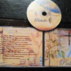CDs de Música: CD SEMANA SANTA POLILLAS PRELUDIO AGRUPACION MUSICAL , PASARELA . 2014. Lote 182754387