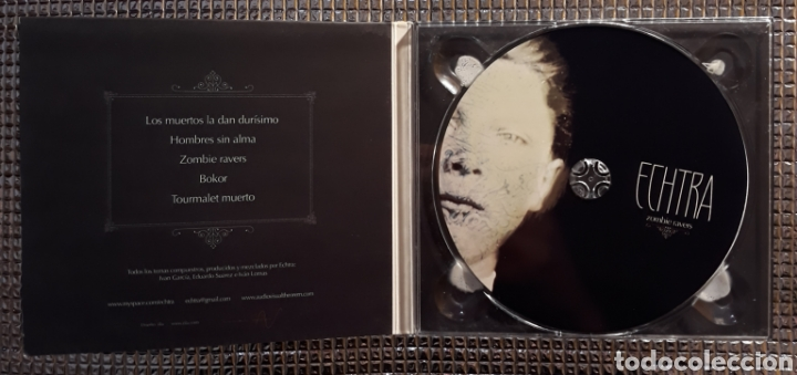 CDs de Música: ECHTRA : ZOMBIE RAVERS - Foto 2 - 182757857