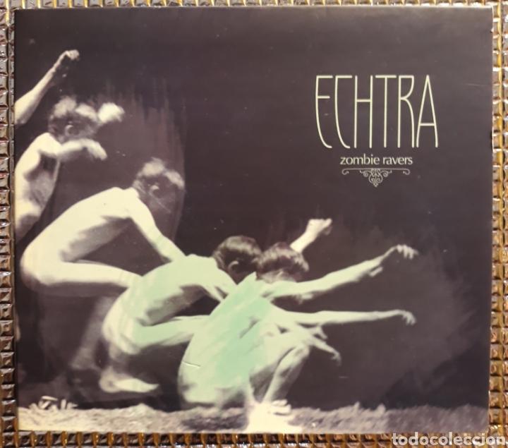 ECHTRA : ZOMBIE RAVERS (Música - CD's New age)