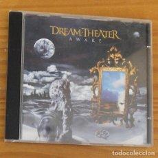CDs de Música: DREAM THEATER -CD- AWAKE DREAMTHEATER. Lote 182775563